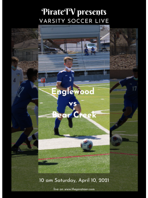 **LIVE EVENT** Varsity soccer vs Bear Creek