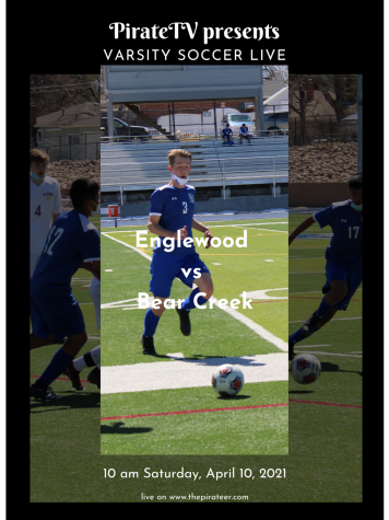**LIVE EVENT** Varsity soccer vs Bear Creek