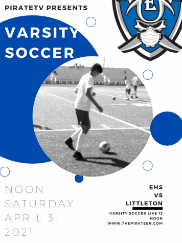 Varsity Soccer VS Littleton *LIVE EVENT*