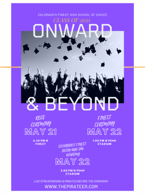 **Live Event** Colorado's Finest Events-Rose, Graduation, and Salon