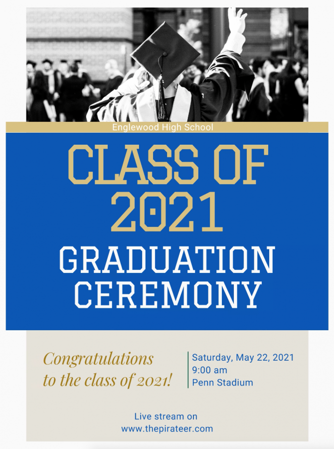 Englewood High School Graduation-Class of 2021