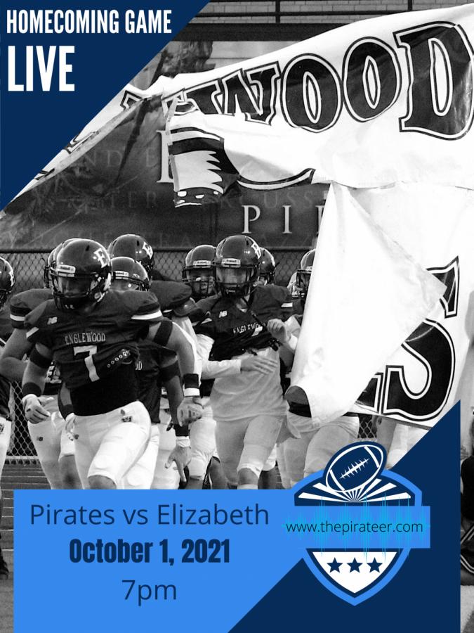 Homecoming Football EHS VS Elizabeth